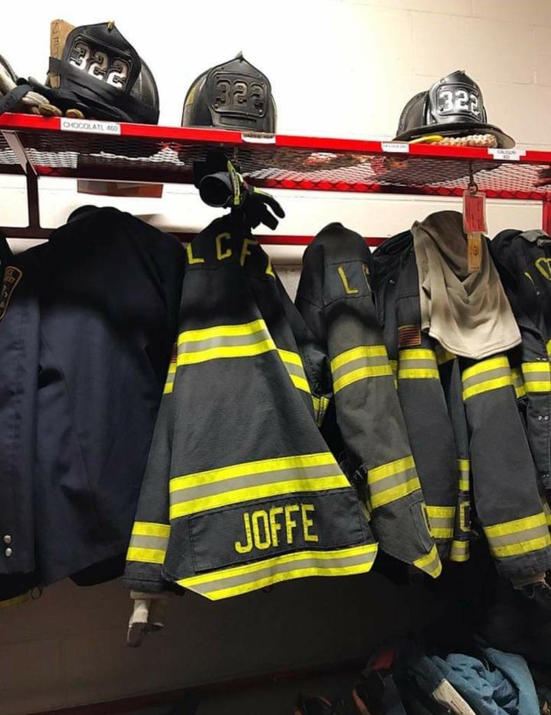 Israel Joffe, firefighter Lawrence-Cedarhurst Fire Department