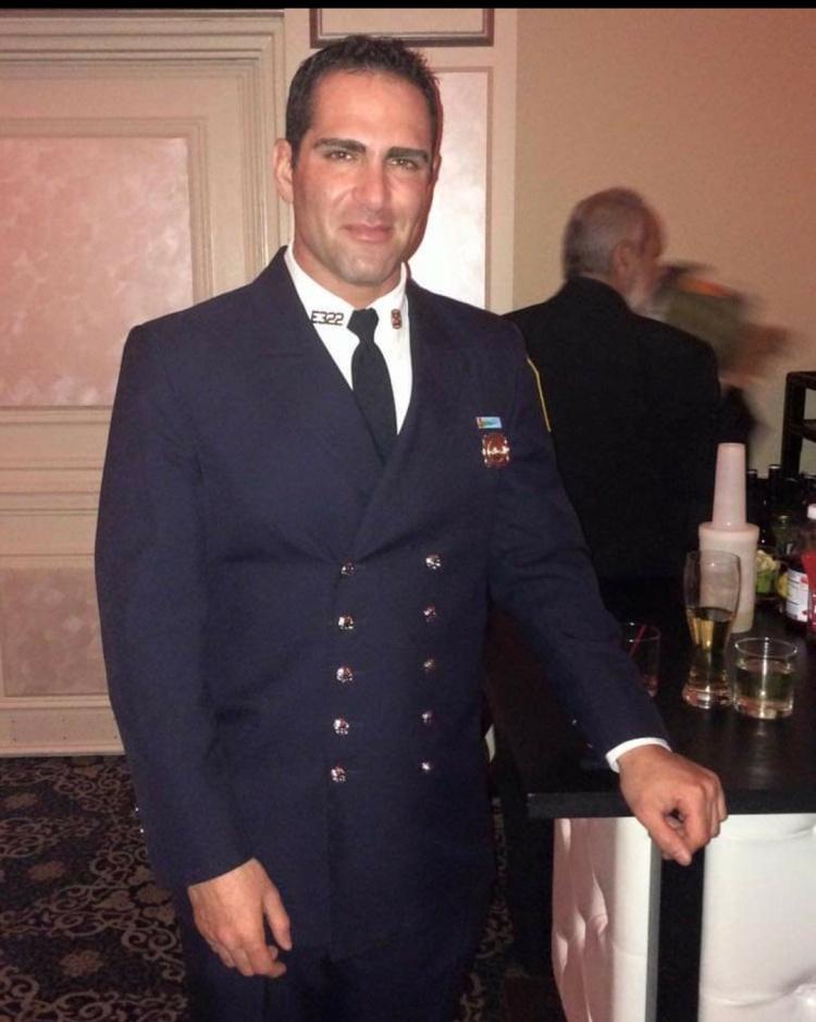 Israel Joffe, Lawrence-Cedarhurst Fire Department
