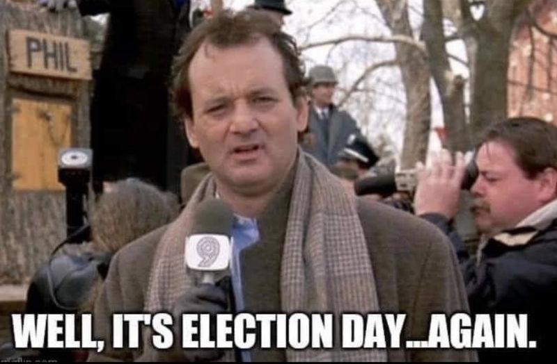 Israel Joffe Election Day Meme