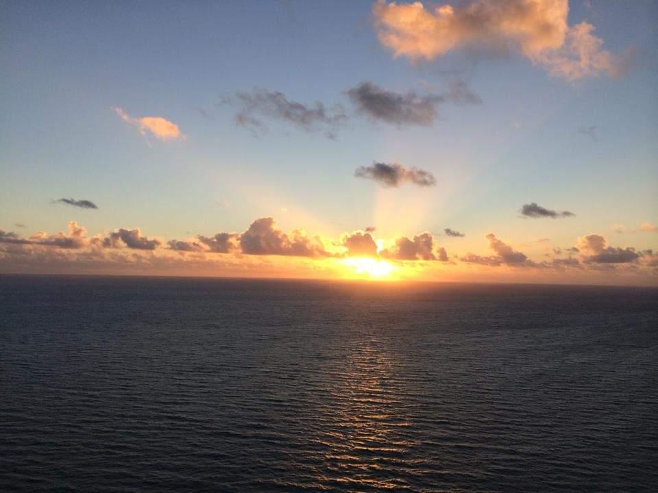 Sunrise Israel Joffe